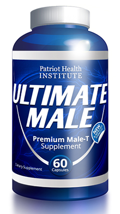 Ultimate Male Testosterone Supplement
