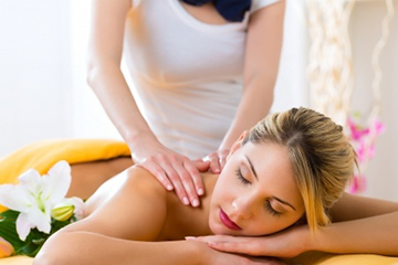 pure reiki healing massage