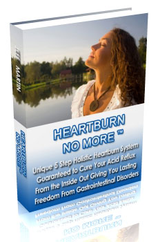 heartburn no more ebook cover